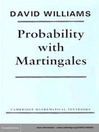 Probability with Martingales (eBook)